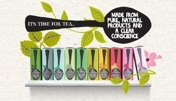 The Clipper Tea Collection!