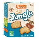 Chocolate Biscuits mini jungle +3y (160gr)