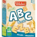 Multigrain biscuits ABC +3y (150gr)