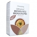 Brown Rice Breadcrumbs - Gluten free (250gr)