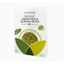 Green pea and Quinoa Fusilli (250gr)