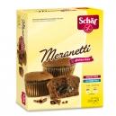 Ατομικά κέικ σοκολάτας χωρίς γλουτένη/σιτάρι/λακτόζη (200γρ)