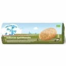 Μπισκότα Ολικής Άλεσης Ντίνκελ χωρίς ζάχαρη (200γρ)