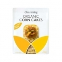 Corn cakes lightly salted (130gr)