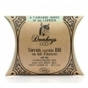 Natural Soap with Donkey's Milk - Bay Leaf & Sweet Almond (100gr)