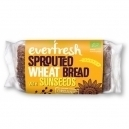 Sprouted wheat bread with sunseeds (400gr)
