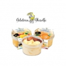 Mandarin Sorbet Ice Cream (500ml)