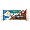 Καλαμπογκοφρέτες Αμαράνθου με Σοκολάτα Γάλακτος (37γρ)