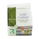 Grey Fine Sea Salt (500gr)