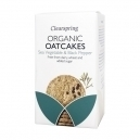 Oatcakes with Sea Vegetable and Black Pepper (200gr)