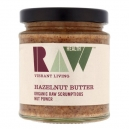 Raw hazelnut butter (170gr)