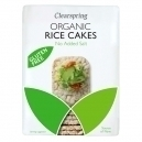 Whole grain Rice Cakes no added salt (130gr)