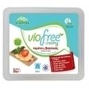 Creamy vegan cheese tomato & basil - dairy free (200gr)