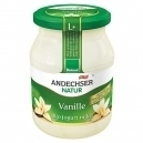 Yogurt vanilla 3,7% (500gr)