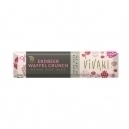 White rice choc bar with strawberry and waffer crunch (35gr)