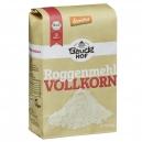 Wholegrain Rye Flour (1kg)