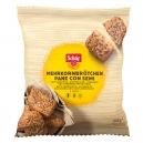 Multi-seeded bread rolls gluten free (250gr)