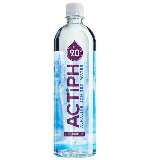 Αλκαλικό, Ιονισμένο Νερό με pH9+ (1λίτρο)
