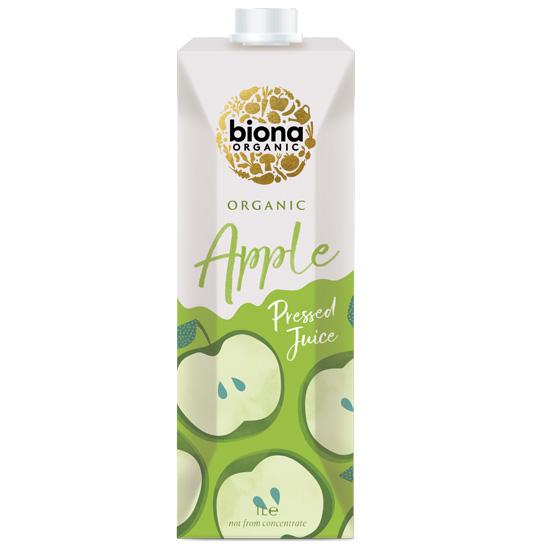 Χυμός Μήλο (1λτ)