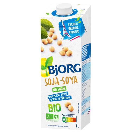Ρόφημα Σόγιας Φυσικό χωρίς ζάχαρη (1λτ)