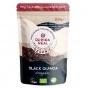 Mαύρη Βασιλική Κινόα - Quinua Real® (500γρ)