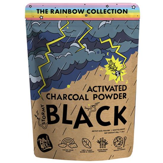 Μαύρος Ενεργός Άνθρακας σε σκόνη (50γρ)