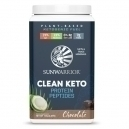 Plant-Based Clean Keto Protein Peptides 'Chocolate' (720gr)