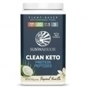 Plant-Based Clean Keto Protein Peptides 'Vanilla' (720gr)