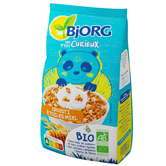 Cereal Mix with Honey (375g)