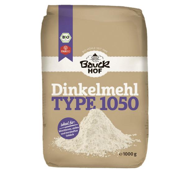 Semi Wholegrain Spelt Flour Τ1050 (1kg)