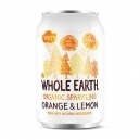 Sparkling Orange & Lemon drink (330ml)