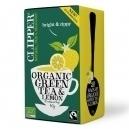 Πράσινο Τσάι με Λεμόνι (40γρ)