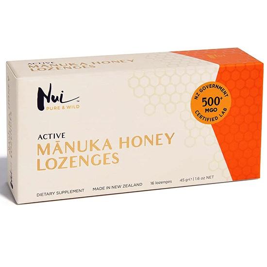Καραμέλες με μέλι Μανούκα MGO 500+ (16τεμ./45γρ)