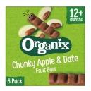 Apple & Date Fruit bars +12m (6x17gr)