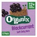 Blackcurrant Oaty bars +12m (6x30gr)