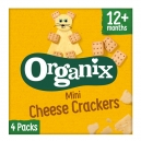 Cheese crackers +12m (4x20gr)