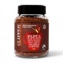 Στιγμιαίος καφές Αrabica Παπούα Νέα Γουινέα (100γρ)