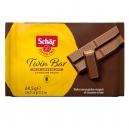 Twin Μπάρες Βάφλας με Σοκολάτα χωρίς γλουτένη (64,5γρ)