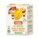 Superfruits Pouches Apple Mango Acerola (4x120g)