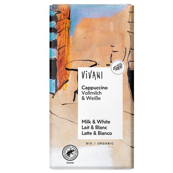 Σοκολάτα Cappuccino (100γρ)