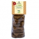 Carob Roll Rusks , no added salt (470gr)